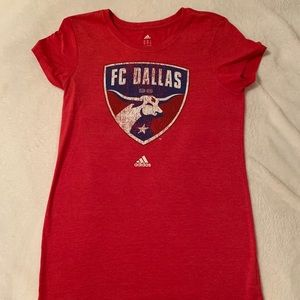 Adidas T-shirt fc dallas